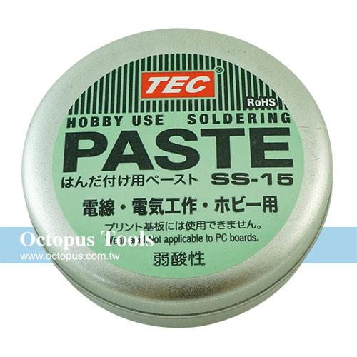 Octopus 錫油(助焊膏) 50ml SS-15 (316.265)