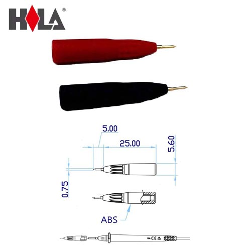 HILA海碁 0.7m伸縮探針轉換頭 FC-N02