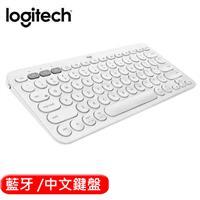 Logitech 羅技 K380 多工藍牙鍵盤 珍珠白