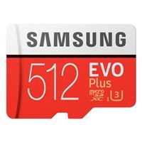 SAMSUNG三星 EVO Plus MicroSDHC U3 512G記憶卡 MB-MC512GA