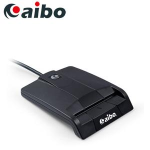 aibo AB20 方塊甜心ATM晶片讀卡機-黑色