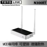 TOTOLINK 極速無線寬頻分享器 N300RT