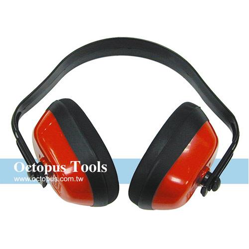Octopus尚卓 防噪音耳罩 CE 可調耐彎 無金屬433.134