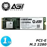 AGI 亞奇雷 1TB SSD PCIe 固態硬碟