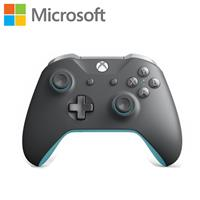 Microsoft 微軟 Xbox ONE 無線藍牙控制器 藍灰色(WL3-00107)
