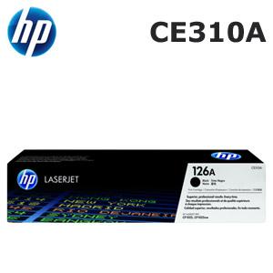 HP 126A/CE310A 原廠碳粉匣 黑
