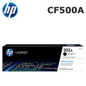 HP 202A/CF500A 原廠碳粉匣 黑色