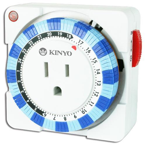 KINYO 機械式定時器 TM-2