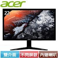 Acer宏碁 KG221Q 22型 極速專業電競螢幕