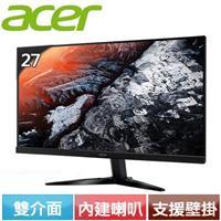 Acer宏碁 KG271 27型 專業電競寬螢幕