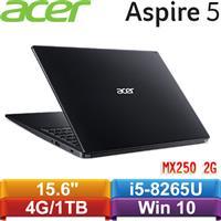 ACER宏碁 Aspire 5 A515-52G-52K9 15.6吋筆記型電腦 黑