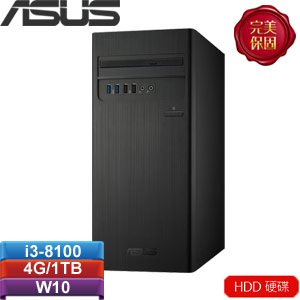 ASUS華碩 H-S340MC-I38100025T 桌上型電腦