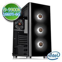 技嘉Z390平台【破淨狼煙】i9八核 GTX1660Ti-6G獨顯 SSD 480G效能電腦