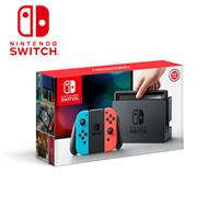 Nintendo 任天堂  Switch 遊戲主機 藍紅