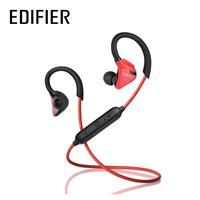 EDIFIER 漫步者 W296BT 運動防汗水 藍牙耳機 紅