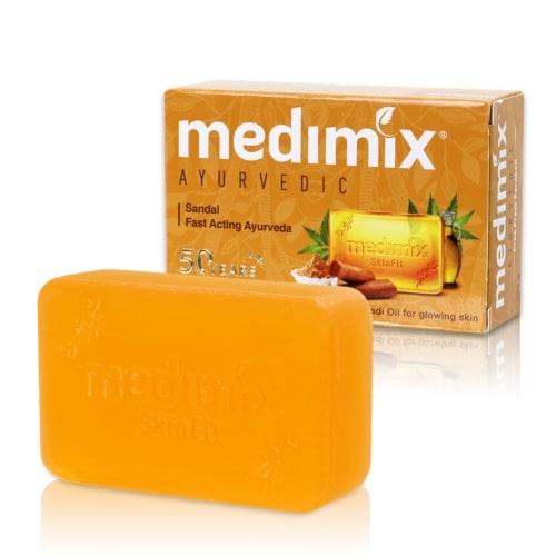 印度 Medimix 綠寶石美肌皂-檀香Sandal 1入