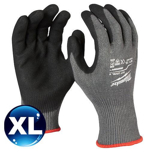 Milwaukee米沃奇 第五級認證防割手套 (XL) 48-22-8953