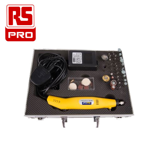 RS PRO 筆型電動刻磨機 RC18