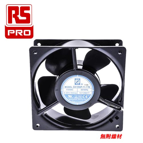 RS PRO 15W交流軸流風扇