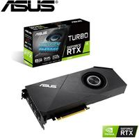 ASUS華碩 GeForce TURBO-RTX2080-8G-EVO 顯示卡