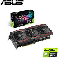 ASUS華碩 GeForce ROG-STRIX-RTX2060S-A8G-GAMING 顯示卡