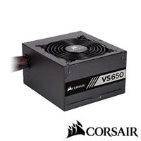 CORSAIR海盜船 VS系列 VS650 80Plus白牌 電源供應器