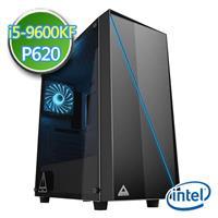 技嘉Z390平台【EP9I5Z39AE01】i5六核 P620-2G繪圖獨顯 SSD 480G效能電腦