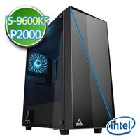 技嘉Z390平台【EP9I5Z39AE03】i5六核 P2000-5G繪圖獨顯 SSD 480G效能電腦