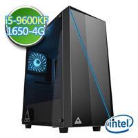 技嘉Z390平台【EP9I5Z39AE06】i5六核 GTX1650-4G獨顯 SSD 480G效能電腦
