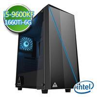 技嘉Z390平台【EP9I5Z39AE08】i5六核 GTX1660Ti-6G獨顯 SSD 480G效能電腦