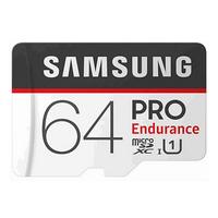SAMSUNG三星 PRO Endurance microSDHC 64G 記憶卡MB-MJ64GA