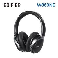 Edifier 漫步者 W860NB主動抗噪立體聲全罩式藍牙耳機 黑