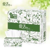 Livi 優活  抽取式衛生紙150抽10包8袋