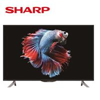 SHARP 40型4K智慧型LED顯示器  4T-C40AH1T