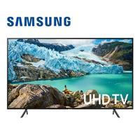 SAMSUNG 43型智慧型UHD液晶電視  UA43RU7100WXZW