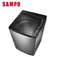 聲寶PICO PURE 18KG變頻洗衣機-鏽  ES-JD19PS(S1)