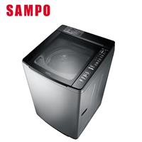 聲寶14KG不鏽鋼變頻洗衣機  ESJD14PS2