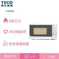 TECO微波爐  YM2003CB