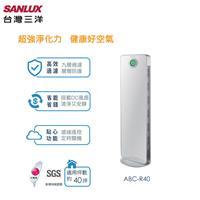 台灣三洋40坪空氣清淨機  ABC-R40
