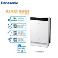 Panasonic日製15坪空清機  FVXP70W
