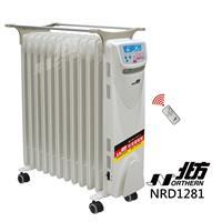 北方電子式葉片電暖爐12片  NRD1281