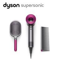 dyson 吹風機 按摩髮梳及順髮梳組  DYSONHD01MDBRUSHSET