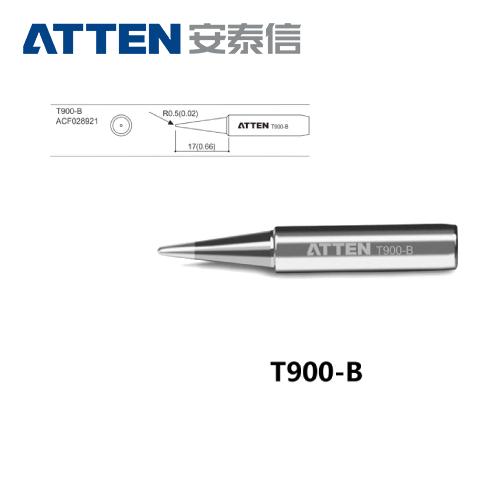 ATTEN安泰信 T900系列 標準尖烙鐵頭 T900-B