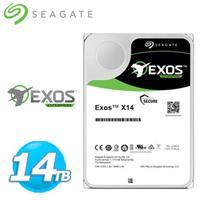 Seagate【企業級】14TB 3.5吋Enterprise硬碟(ST14000NM0018)