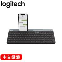Logitech 羅技 K580 Slim 多工無線藍牙鍵盤  黑