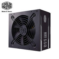 Cooler Master MWE BRONZE V2 80Plus銅牌 550W 電源供應器