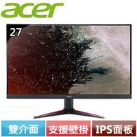 Acer宏碁 VG270U 27型 極速電競螢幕