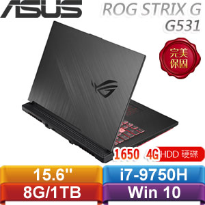 ASUS ROG STRIX G G531GT-G-0041C9750 電競★