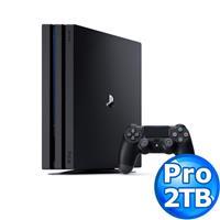 【限量】SONY 新力 PS4 PRO 主機 CUH-7218系列 2TB 極致黑
