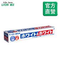 日本獅王勁倍白牙膏150gX6